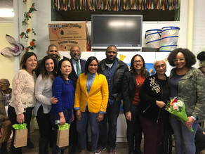 BH Celebrates First Ever Black History Month Event