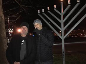 BH Spreads the Light 3rd Annual Menorah Lighting Ceremony and Festivities