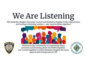 BHPD Listening Session - Oct 14, 2020