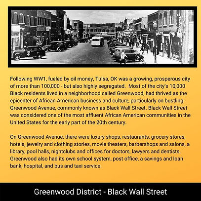 p3 Tulsa Race Massacre of 1921 & Black W