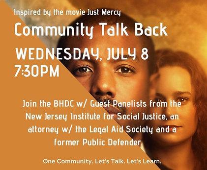 BHDC Community Talk Back July 2 2020.jpe