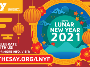 Community Partnerships Bring Virtual Lunar New Year Celebration