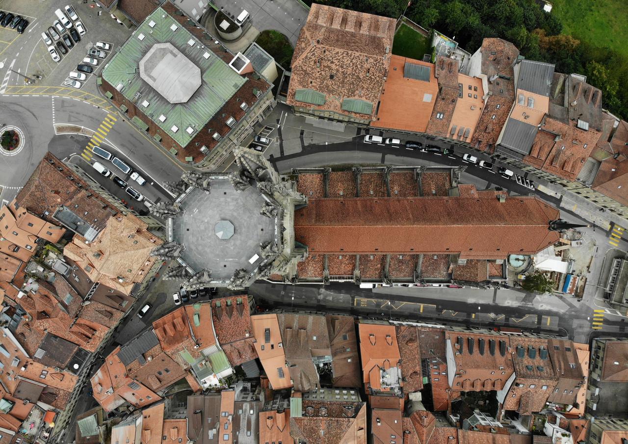 Kathedrale Freiburg/Fribourg