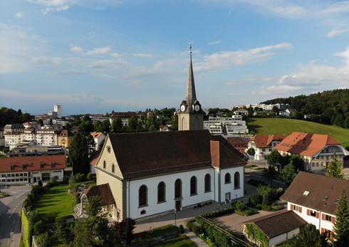 Kirche Düdingen