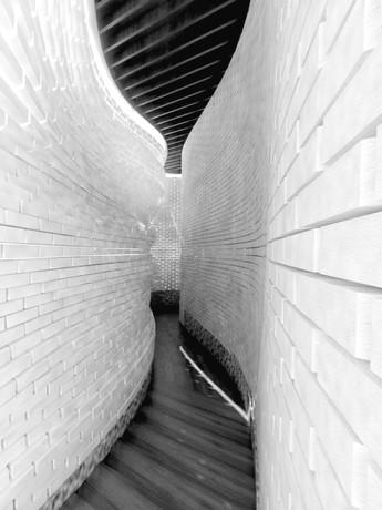 Parametric Wall + Bathing Space