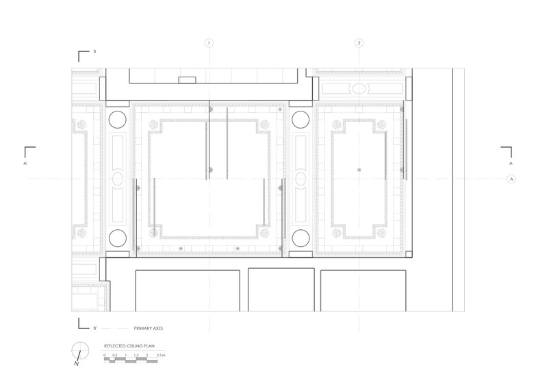 Reflected Cieling Plan