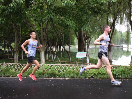 Interview with Suzhou Striders star: Booker Liu