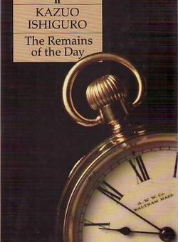 Book Review: The Remains of the Day by Kazuo Ishiguro