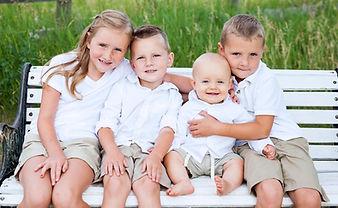 Dr. Davis' kids
