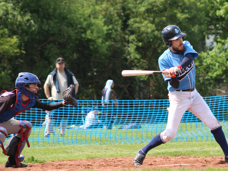 Blue Sox plunder two wins from Bandits, move to 7-1