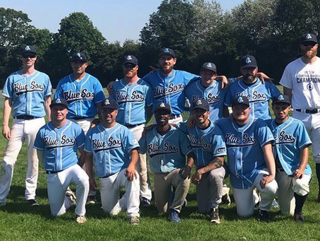Blue Sox aiming for their fourth National title this weekend