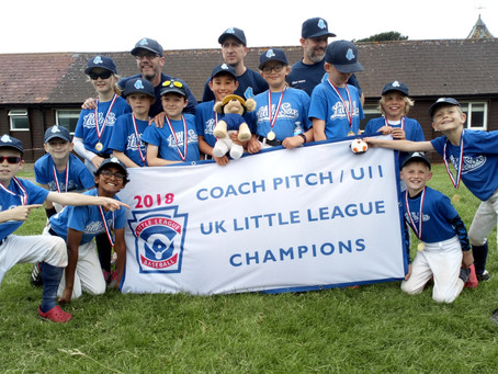 Little Sox ready to invade UK Little League championships