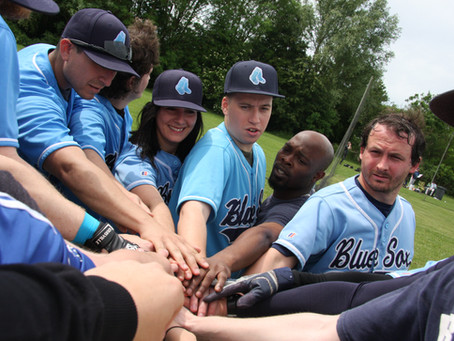 Blue Sox return to practice on 31st March!