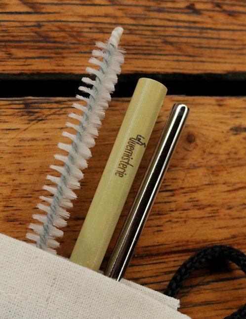 Eco Sorbetes Pack x 2 con cepillo