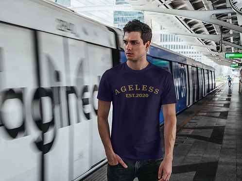 Ageless Authentic Special Edition Mens Tees