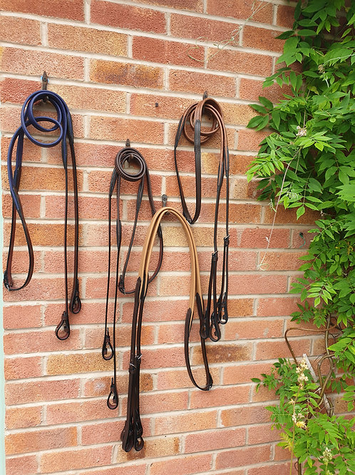 Side-Cue Reins TWO-TONE