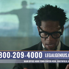 LegalGenius - We've Got Your Back