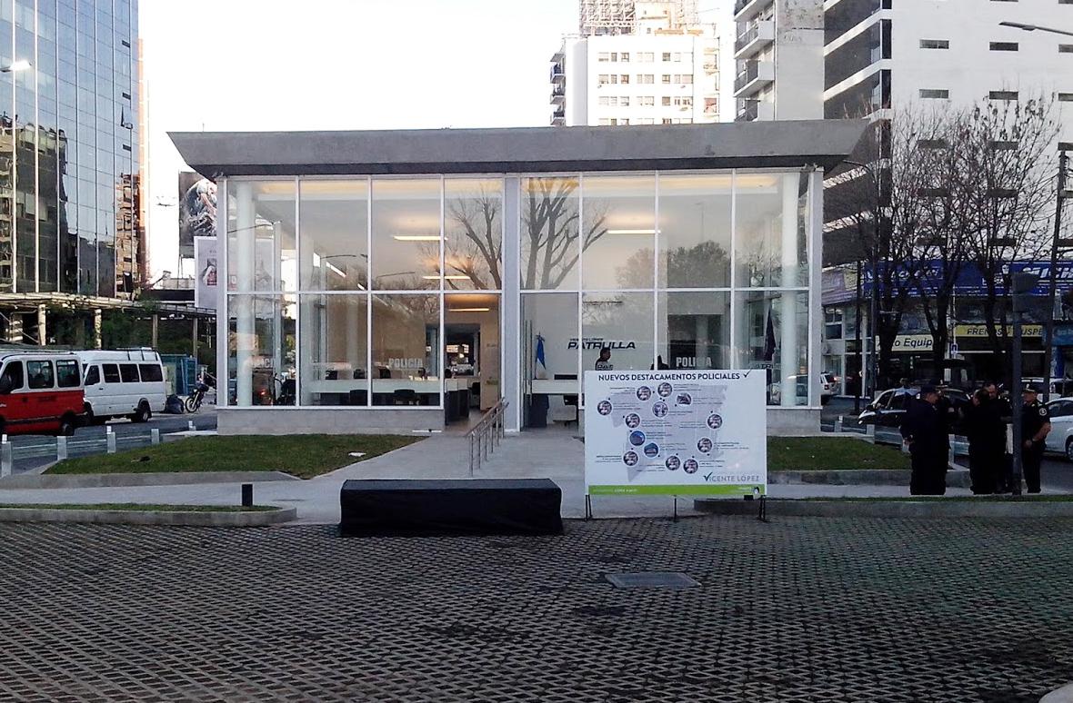 DESTACAMENTO POLICIAL VICENTE LÓPEZ