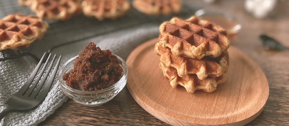比利時烈日鬆餅 Belgian Liege Waffle