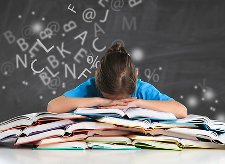 Girl with dyslexia or dyslexia in school_    _    - Image.jpg