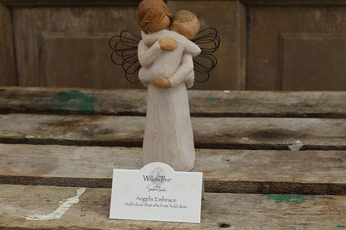 """Willow Tree """"Angel's Embrace"""""""