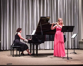 2018 Recital Tour in Ohio, Virginia, NY