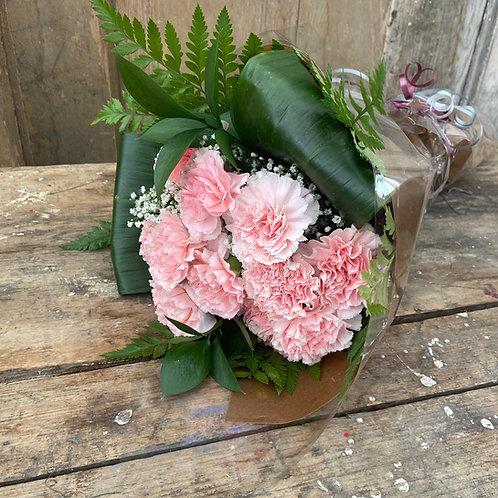 Bouquet - Dozen Carnations
