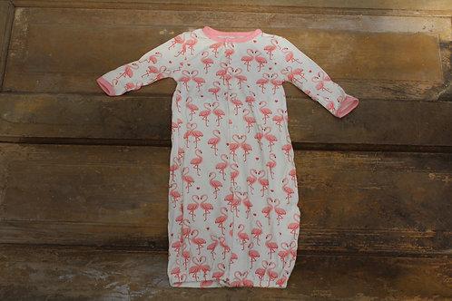 Baby - Conversion Onesie Flamingo