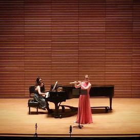 Solo Recital at the University of Michigan