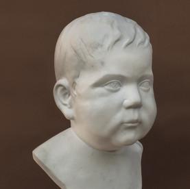 Portrait of Cooper