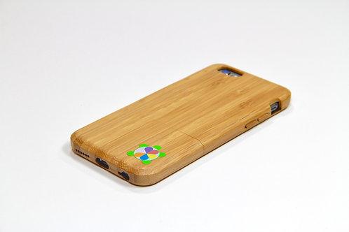 TurtleBert Bikini Bamboo Case