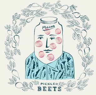 Mason Jar Head_Pickled Beets
