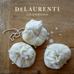 DeLaurenti Cookbook