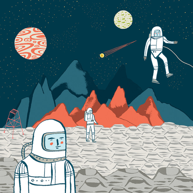 Space Series_Odyssey