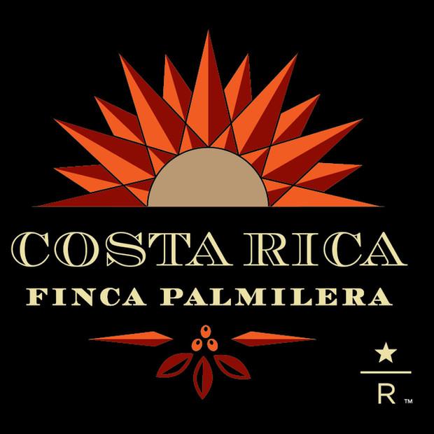 Starbucks Reserve Costa Rica Finca Palmilera