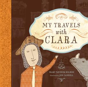 My Travels With Clara Children's Book