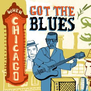 Starbucks_When Chicago Got The Blues CD