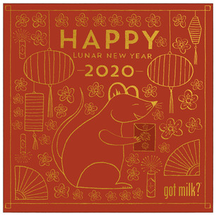 Got Milk? Lunar New Year