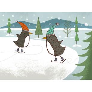 Pinhole Press Holiday card