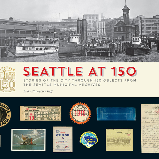 Seattle At 150 Cover