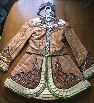 Dress #411B