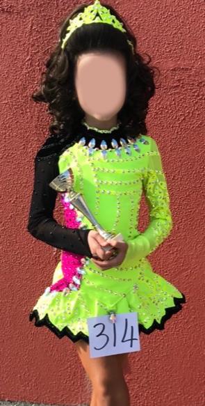 Dress #233A