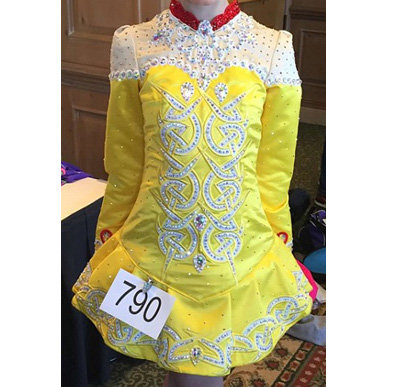 Dress #628B