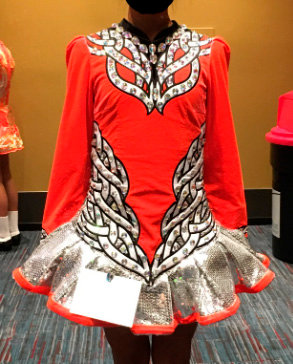 Dress #553B