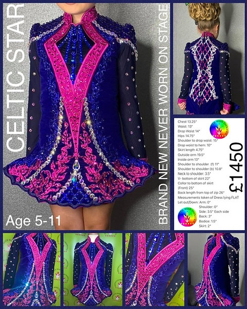 Dress #327A