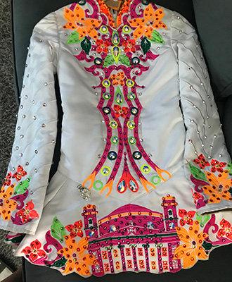 Dress #555B
