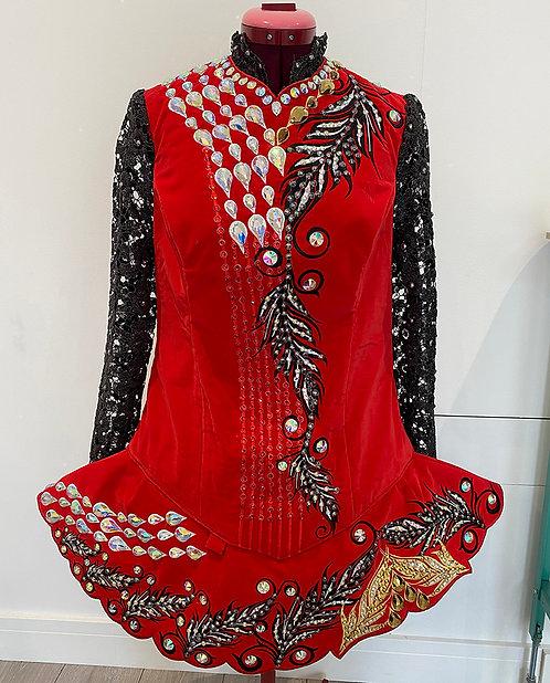 Dress #736A