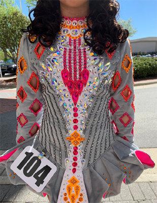 Dress #637B