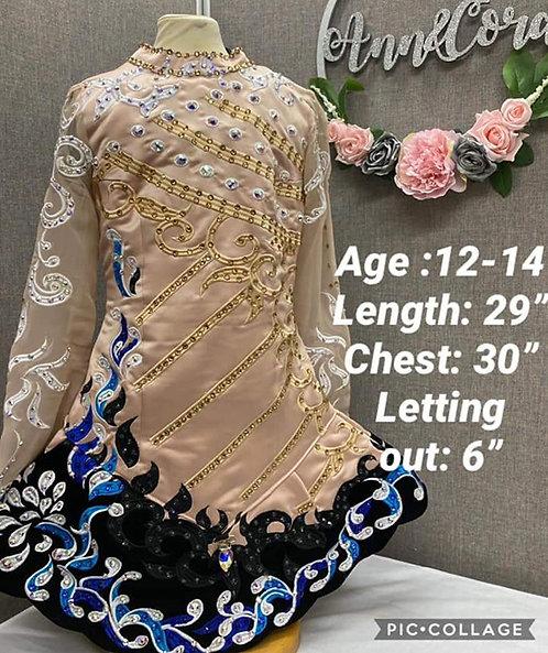 Dress #553C