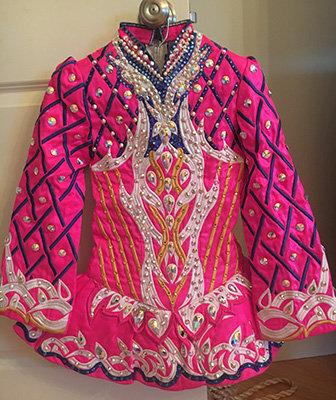 Dress #552B